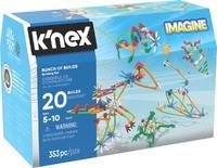 K'Nex: Bunch of Builds - Building Set (353pc)