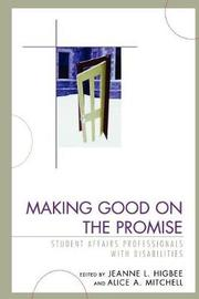 Making Good on the Promise image