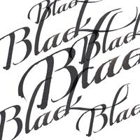 Winsor & Newton: Calligraphy Ink - Black 030 (30ml)