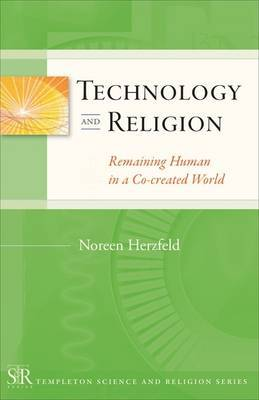 Technology and Religion by Noreen Herzfeld image