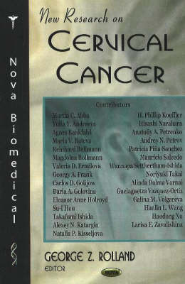 New Research on Cervical Cancer image