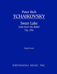 Swan Lake Suite, Op.20a by Peter Ilich Tchaikovsky