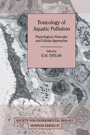 Toxicology of Aquatic Pollution image