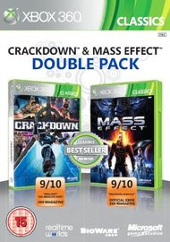 Crackdown & Mass Effect (Double pack) (Classics) for X360