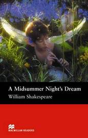 A Midsummer Night's Dream: Pre-intermediate by William Shakespeare image