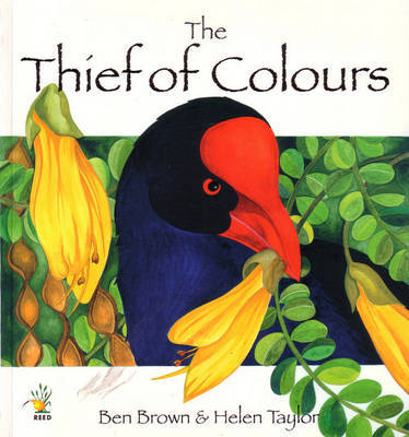 Thief of Colours by Benjamin Brown image