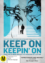 Keep On Keepin' On on DVD