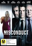 Misconduct DVD