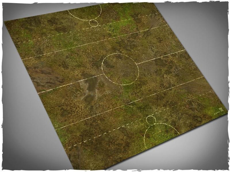 DeepCut Studio Muddy Fields Neoprene Guild Ball Mat image