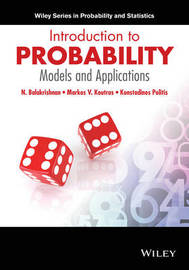 Introduction to Probability by N Balakrishnan