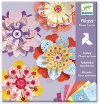Djeco: Origami Flowers to Create
