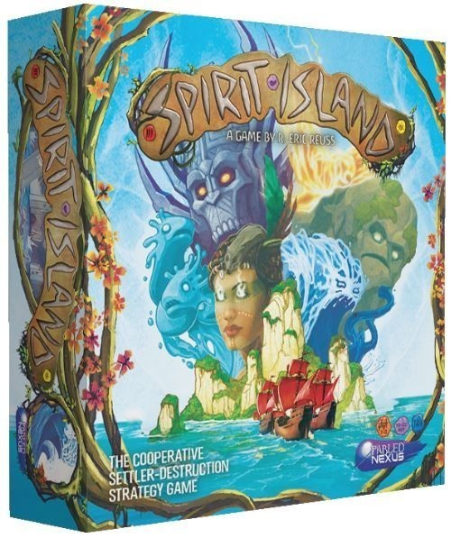 Spirit Island - Board Game image