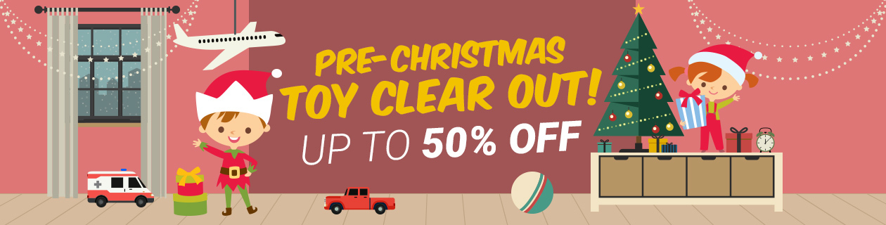 toy clear out sale