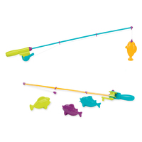 Battat: Travelling Fishing Set