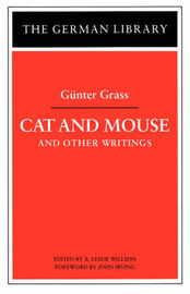 Cat and Mouse by Gunter Grass image