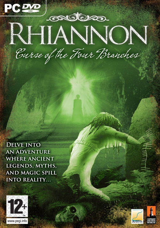 Rhiannon: Curse of the Four Branches for PC Games image