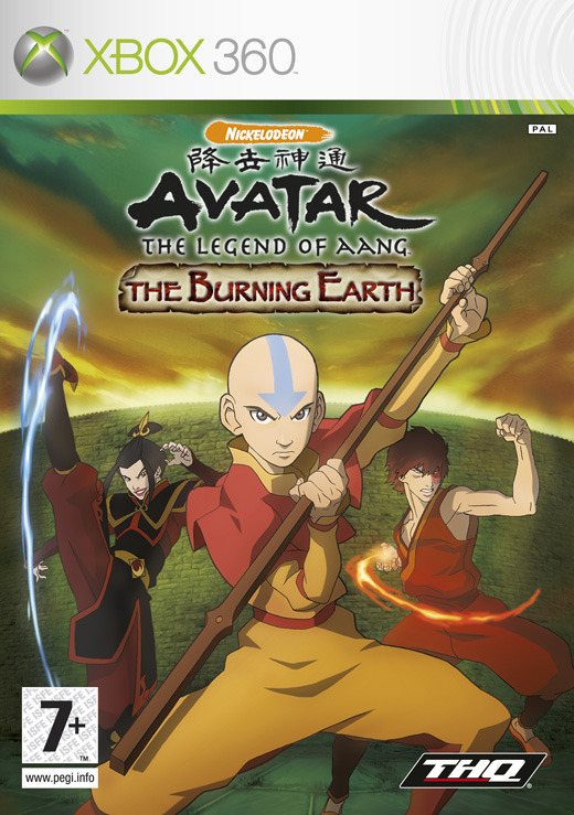 Avatar: The Burning Earth for Xbox 360