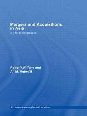 Mergers and Acquisitions in Asia by Roger Y.W. Tang image