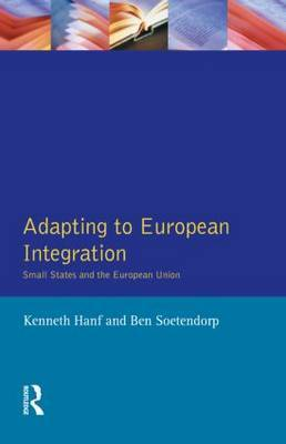 Adapting to European Integration by Kenneth Hanf image