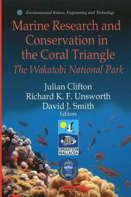 Marine Research & Conservation in the Coral Triangle