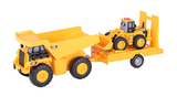 CAT Truck 'N Trailer - Dump Truck & Wheel Loader