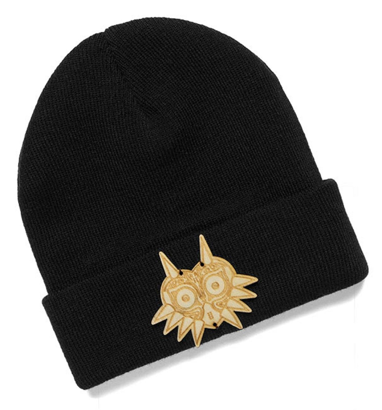Legend of Zelda - Majoras Mask Cuff Beanie image ... 411d540fb842