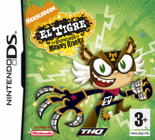 El Tigre for DS image