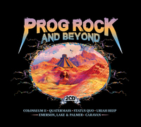Prog Rock & Beyond by Various Artists