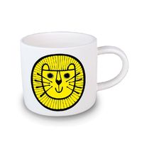 Jane Foster Mini Mug (Lion)