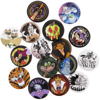 Disney Villains Pin (Assorted)