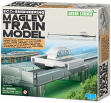 4M: Green Science - Maglev Train Model
