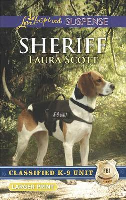 Sheriff by Laura Scott