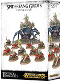 Warhammer Age of Sigmar: Spiderfang Grotz Venom Clan