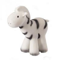 Tikiri: My First Zoo - Zebra Rattle Toy