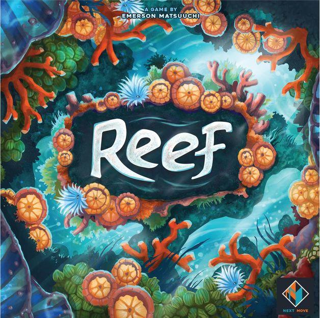 Reef - Board Game