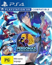 Persona 3: Dancing in Moonlight Day One Edition for PS4
