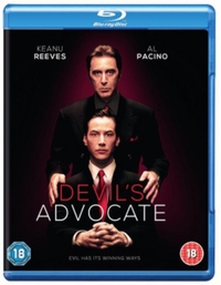 Devils Advocate on Blu-ray