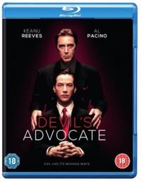Devils Advocate on Blu-ray