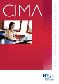CIMA - P1: Management Accounting: Performance Evaluation: Practice and Revision Kit: P1 by BPP Learning Media image