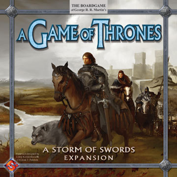 A Game of Thrones: Storm of Swords Expansion image