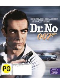 Dr. No (2012 Version) on DVD