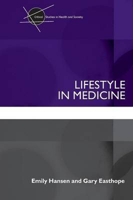 Lifestyle in Medicine by Emily Hansen image