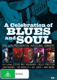 A Celebration of Blues and Soul: Presidential Inaugural Concert on DVD