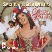Songs from the Great Operettas by Various Artists