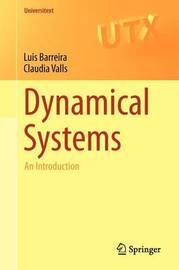 Dynamical Systems by Luis Barreira