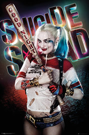 "Suicide Squad: Maxi Poster - Harley Quinn ""Good Night"" (452)"