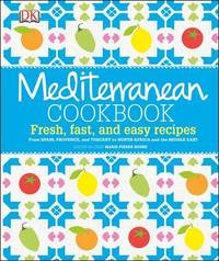Mediterranean Cookbook by Marie-Pierre Moine