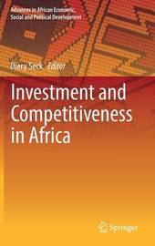 Investment and Competitiveness in Africa