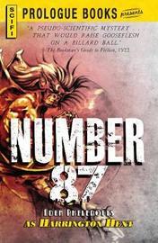 Number 87 by Harrington Hext