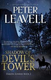 Shadow of Devil's Tower by Peter Leavell image